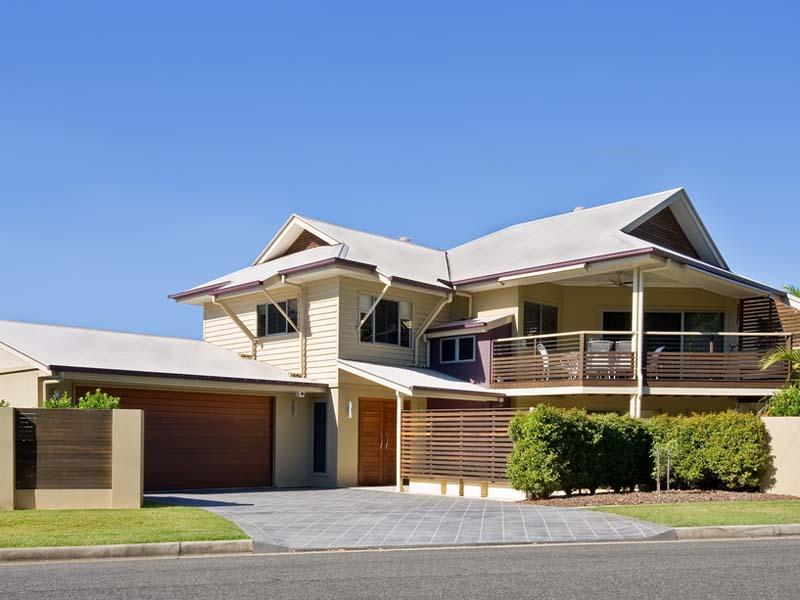 Modernist house australian