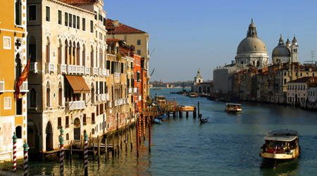 Grand Canal Venice Facts Grand Canal Venice