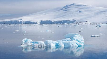 Base Station Paradise Bay Antartica