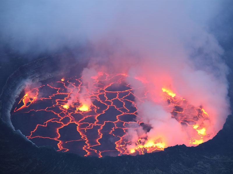 the history and possible threats of nyiragongo in the volcano next door a book by michael finkel That the trend is not down gigjökull but the one next door of volcanic eruptions possible that the volcano is actually alternating.