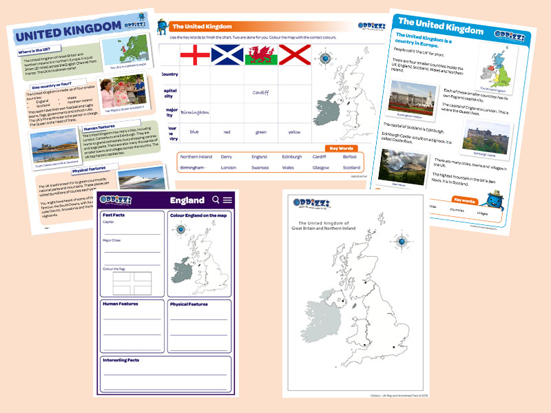United Kingdom Oddizzi. Ks1 The United Kingdom Resource Pack Preview Download. Worksheet. Renewable Energy Worksheet Ks1 At Clickcart.co