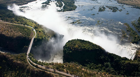 Facts about victoria falls for kids kids victoria fall zambia zambia for kids facts and images publicscrutiny Images
