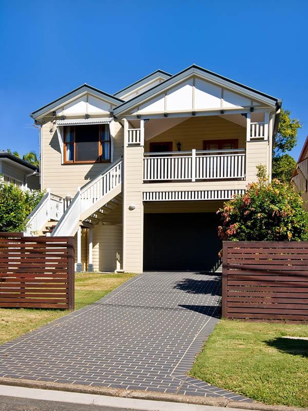 Traditional Australian House