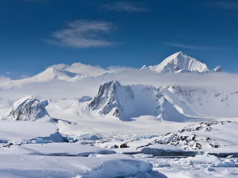 Antarctic Desert For Kids