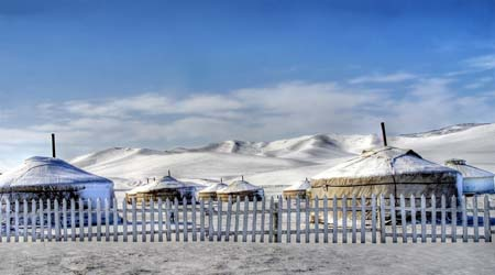 Mongolia - facts and images for kids