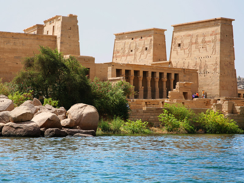 River Nile for kids