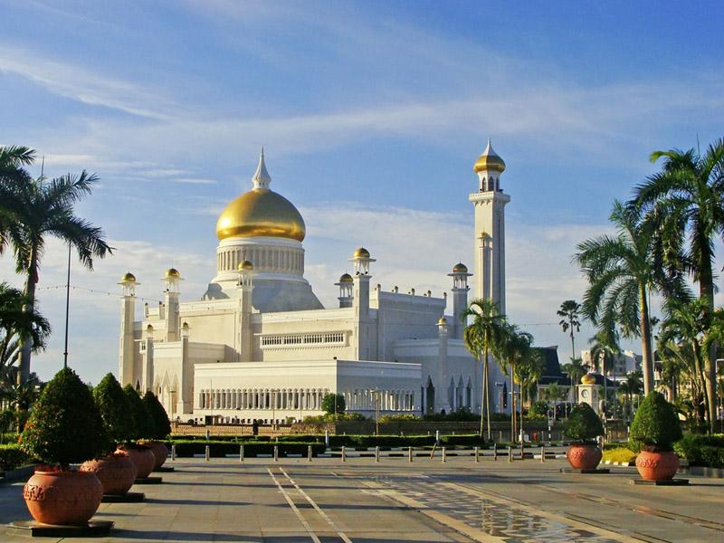 Brunei for kids