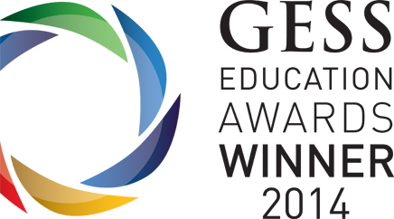 Gess Award winning educational websites