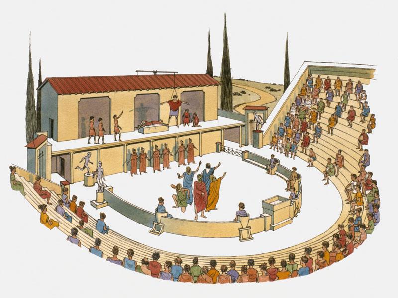 theatre and sport oddizzi