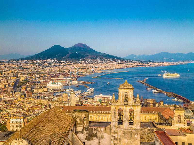 mount vesuvius facts for kids about the famous volcano