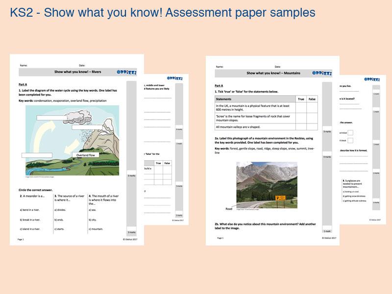 Volcanoes oddizzi upper ks2 volcanoes assessment gumiabroncs Images