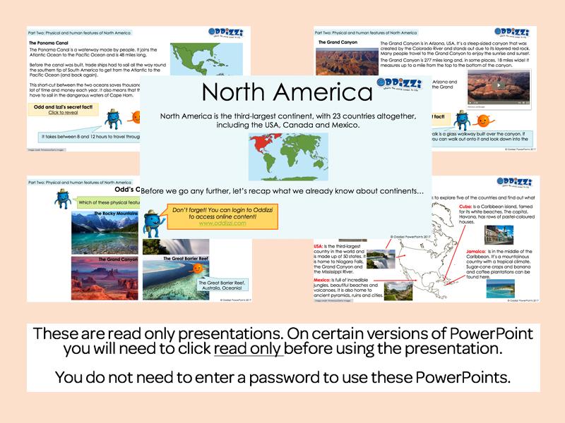 powerpoints oddizzi